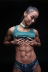 Girl with muscle - Jeong Mi Hyeon