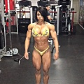 Girl with muscle - Mayra Rocha