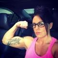 Girl with muscle - Nikki (gatormama75)