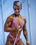 Girl with muscle - Trine Sakslund
