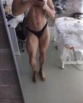 Girl with muscle - Slava Galagan