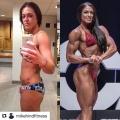 Girl with muscle - Danielle Osborn
