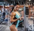 Girl with muscle - Margarita Shcherbina
