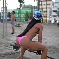 Girl with muscle - Anita Herbert