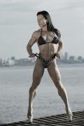 Girl with muscle - Elena Volkova