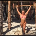 Girl with muscle - Katie Davies