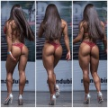 Girl with muscle - Francielle Mattos