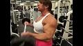 Girl with muscle - Tina Zampa