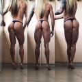 Girl with muscle - Daria Kotina