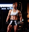 Girl with muscle - Lee Ji-Hye