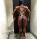 Girl with muscle - Hayley Nasby