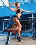 Girl with muscle - Kate Krasavina