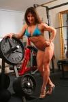 Girl with muscle - Susan Arruda