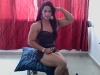 Girl with muscle - Milcia Perez (Young)