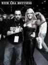 Girl with muscle - Lisa Cross