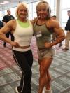 Girl with muscle - Brigita Brezovac / Lisa Aukland