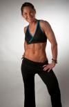 Girl with muscle - Jacqueline Zediker