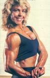 Girl with muscle - Liz Karp