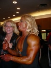 Girl with muscle - Beth Roberts / Dena Westerfield