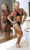 Girl with muscle - Lori Emory