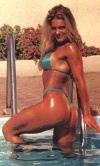 Girl with muscle - Vicky Pratt