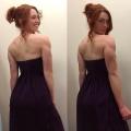Girl with muscle - Amanda Wilson
