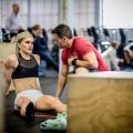 Girl with muscle - Katrin Tanja Davidsdottir