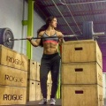 Girl with muscle - Gina Marie Policastro