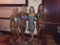 Girl with muscle - Elyse Schneiderman, Sandi Duenas, Kristi Tauti