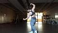 Girl with muscle - Alyssa Kiessling