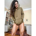 Girl with muscle - nathalie khalife