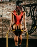 Girl with muscle - Marta Cervera Cabo
