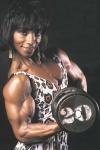 Girl with muscle - Carol Mock