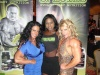 Girl with muscle - Debbie Bramwell(l) ?                      Dena Wes