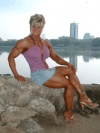 Girl with muscle - Michele Neil