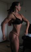 Girl with muscle - Minna Vento