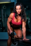 Girl with muscle - Connie