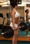 Girl with muscle - Nury Kusumawati