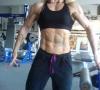 Girl with muscle - Konstantina Kaskani