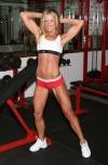 Girl with muscle - Bobbie Jo Kolb