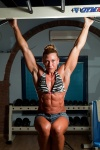 Girl with muscle - Inja Damjanovic