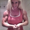 Girl with muscle - Ida Markussen