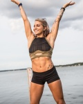 Girl with muscle - Amanda Marie (simplymander)