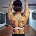 Girl with muscle - Sofia Toumbas