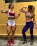 Girl with muscle - Vivi Winkler / Renata She-ra