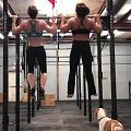 Girl with muscle - Corinna Valdez / Gillian Mounsey Ward