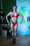 Girl with muscle - YOU NI JIA尤妮佳