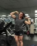 Girl with muscle - Sophia Mangino