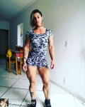 Girl with muscle - Priih Salvador
