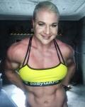 Girl with muscle - Lee Binks